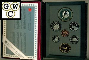 1988 Canada Proof Double Dollar Set (10120) (OOAK)