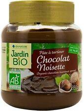 Jardin Bio - Pâte À Tartiner Noisette Cacao Bio 350G - Lot De 4Jardin Bio - Pâte