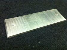 """Belt Grinder Flat Platen for 2x72"""" knife making grinder, A2 tool steel 2"""""""