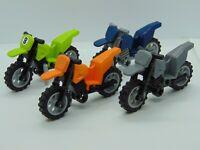 Genuine Lego  Off  Road / Scrambler Motorbike / Motorcycle