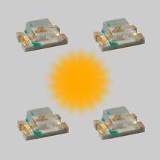 S842 - 10 PEZZI SMD BLINK Led 0805 arancione lampeggiante luce ad intermittenza