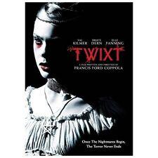 Twixt DVD 2013 Horror Val Kilmer New Bruce Dern Elle Fanning