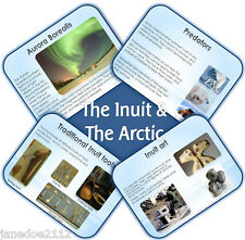 Primary teaching tools ebay stores ks1 topic the inuit and the arctic primary iwb teaching resources gumiabroncs Image collections