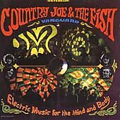 Country Joe And The Fish - Electric Music For The Mind And Body (VMD 79244)