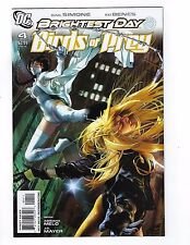 Birds of Prey Vol 2 # 4 Regular Cover NM DC