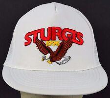 Sturgis 1996 Bike Rally Motorcycle Vehicle Baseball Hat Cap Adjustable Strap