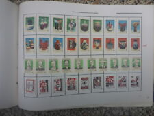 VINTAGE RUSSIAN MATCHBOX LABEL COLLECTION GLASS CRAFTS - PG. 105