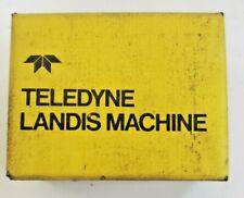 Teledyne Landis Machine Treading Equipment 3 Alt Un