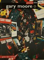 GARY MOORE GUITAR TAB / TABLATURE / GREATEST HITS SO FAR... / GUITAR SONGBOOK