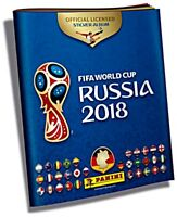 Panini WM 2018 Russia World Cup Fussball Russland - 50 Sticker auswählen - 20