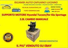 SUPPORTO MOTORE Hyundai Tucson/for Kia Sportage 2.0L CAMBIO MANUALE