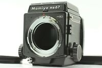 【 TOP MINT 】 Mamiya RB67 PRO SD Body Medium Format Waist Level Finder Japan #477