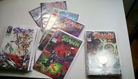 SPAWN #s 1 2 3 4 5 6 7 8 9 10-18 & 20-30(Image Comics)1992 McFarlane High Grade