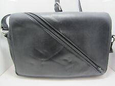 Gianni Versace handbag Leahter Black Shoulder Purse Handbag Bag  Vintage