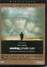 Saving Private Ryan (Dvd, 1999, Ws, Special Limited Edition) ShipsFree!