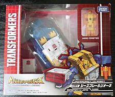 2018 Takara Tomy Transformers Legends LG64 Seaspray & Lione Sawback Diaclone NY