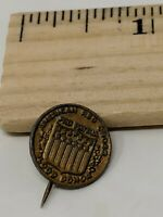 Vintage American Red Cross Pro Patria Blood Donor Stick Pin