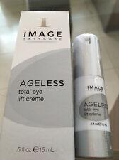Image Skin Care Ageless Total Eye Lift - W/Retinol - Sealed - NIB - Exp. 2018