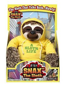 John Adams 10927 Snax The Sloth NEW