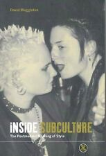 Inside Subculture: The Postmodern Meaning Of Style (dress, Body, Culture): By...