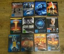 Science-Fiction DVD SAMMLUNG - 14 Filme + Komplette Serie