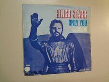 "RINGO STARR:(From Beatles)Only You-Call Me-U.K. 7"" 1974 Apple E.M.I.,Belgium PSL"