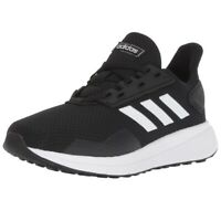 NEW Adidas Black Kid's Little Boy's Duramo 9 Running Athletic Shoe Sneaker 12