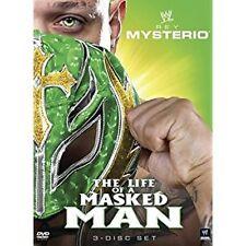 3 DVD Catch WWE WRESTLING REY MYSTERIO THE LIFE OF A MASKED MAN Fr / UK / DEUTCH