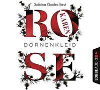 SABINA GODEC - KAREN ROSE: DORNENKLEID  6 CD NEU