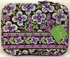 Vera Bradley Tablet Sleeve Case Plum Petals 12038-117 ~NEW~