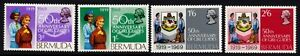 /BERMUDA 1969 Girl Guides 50th Anv. MNH @S4801