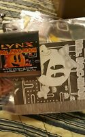 Atari Lynx Ms. Pacman Pac man handheld game tested with rare manual. No box