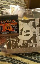 Atari Lynx Ms. Pacman Pac man handheld game tested with rare manual. No box