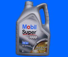 # 5 Liter MOBIL Super 3000 X1 Formula FE 5W-30 Motoröl 5W30 FORD ACEA A5 / B5 ÖL