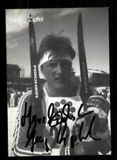 Georg Zipfel  Autogrammkarte Original Signiert Skilanglauf+A 176008