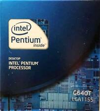 Intel BX80623G640T SR066 Pentium Processor G640T 3M Cache, 2.40 GHz NEW RETAIL
