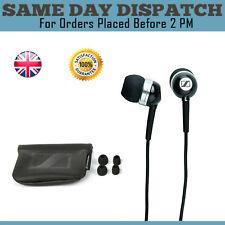Sennheiser CX 300-II Precision In-Ear Wired Earphones - Black- Fast Dispatch- UK