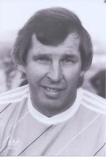 Foto LOTHAR EMMERICH - Pressefoto - Aufnahme von 1985 Fußball Borussia Dortmund