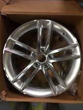 NEW 19 INCH 13 14 15 17 CADILLAC ATS OEM FRONT WHEEL RIM 4742 4743 19x8 MACHINED