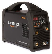 UniMig Razor Digital 200amp AC/DC TIG-MMA Welder