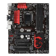 MSI Intel B85 Motherboard B85-G43 GAMING LGA 1150 DDR3 VGA DVI HDMI USB 3.0 ATX