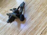 Vintage Britains Ltd Diecast Metal Cannon Gun Toy Howitzer
