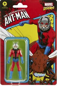 "Kenner Marvel Legends The Astonishing Ant-Man Retro 3.75"" Figures - Ant-Man"