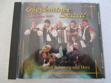 Original Oberkrain Sextett - 30 Jahre mit Schwung und Herz - CD