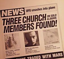 RADIO SHOW: THE CHURCH RADIO SPECIAL:STEVE KILBEY, PETER KOPPES & M.WILSON-PIPER