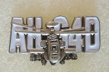 US USA AH-64D Apache Longbow Helicopter Military Hat Lapel Pin