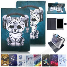"""For Samsung Galaxy Tab 2 / 3 / 4 7.0"""" 8.0"""" 10.1"""" Tablet Universal Case Cover"""
