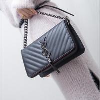 HOT Women High-end Luxury Design PU Leather Chain shoulder Bag Crossbody Purse