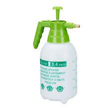 Drucksprüher 1,5 L Messingdüse Pumpsprühflasche Pflanzensprüher Gartenspritze PE