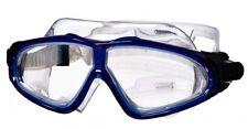 Best Sporting Lunettes de Natation Plongée Sirocco - Bleu Transparent